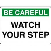 Care007 - Watch Your Step